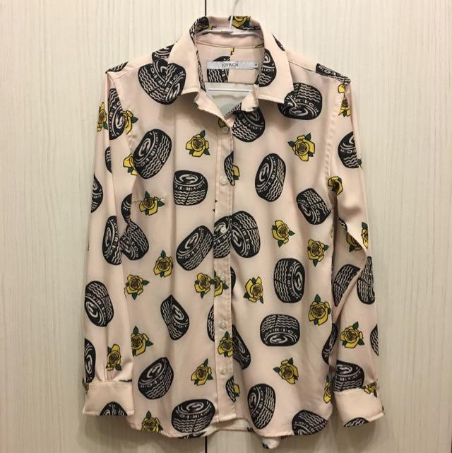 Joy Rich 花襯衫