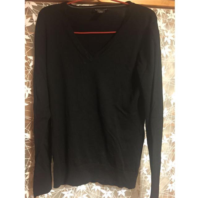 Kirkland 黑色針織衫