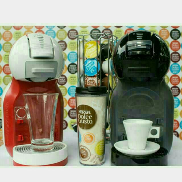 Minime雲朵白/鋼琴黑~雀巢膠囊咖啡機,全新公司貨