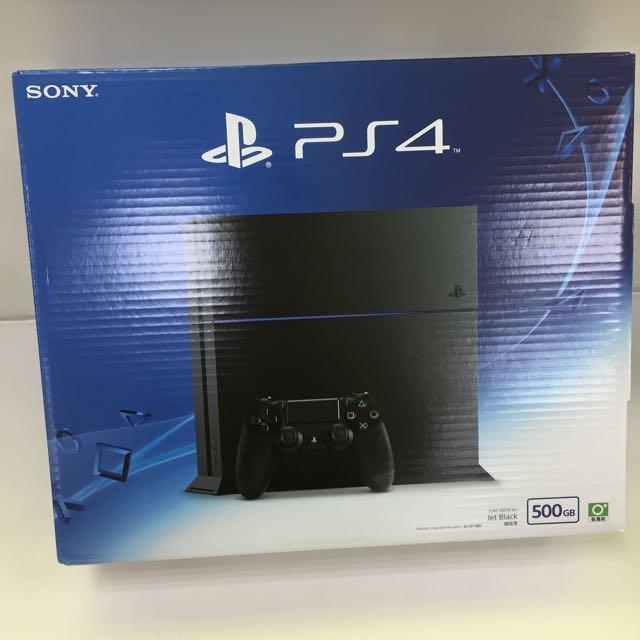 全新的PS4-只要9900