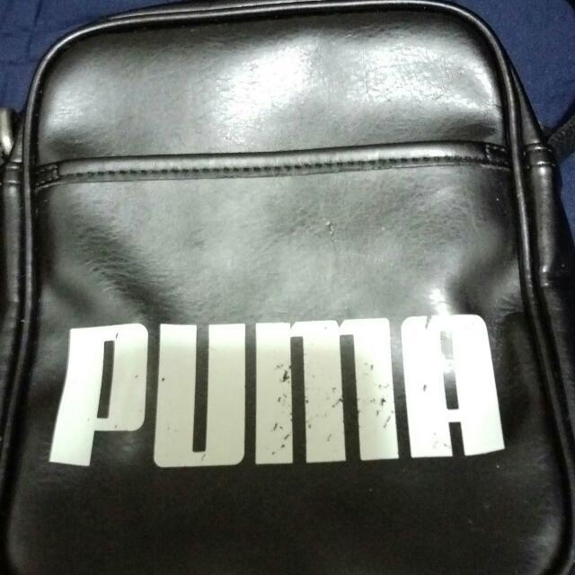 Puma小斜背包