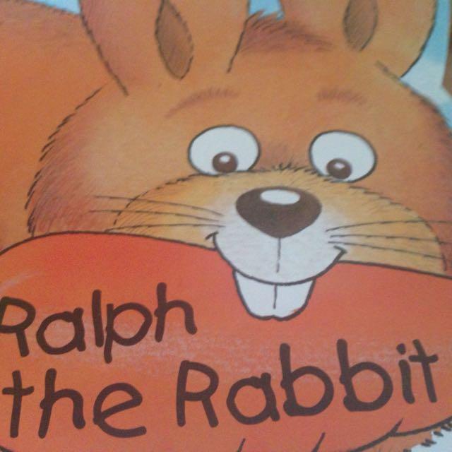 Ralph The Rabbit