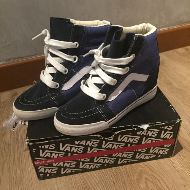 e8926b28c2 Vans Original Wedge Sneakers Shoes