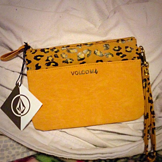 Volcom 'Pouch' bag