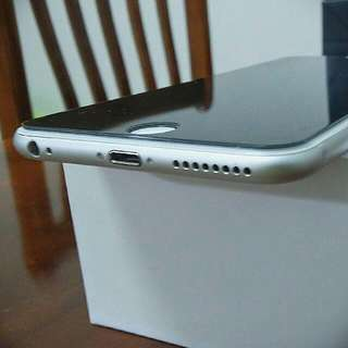 **(Reserved) WTS iPhone 6+ Silver 16gb mint condition!!!***