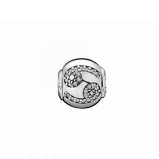 Pandora Essence Cancer Horoscope Bead Charm