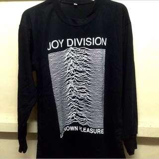 Long Sleeve Joy Division Shirt