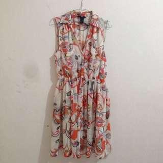 HNM Knee Length Dress