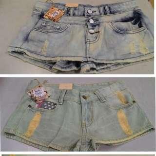 ✨ 現貨 ✨ 牛仔短褲