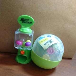 玩具總動員小扭蛋機