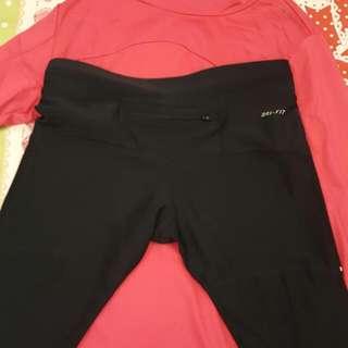 (含運)NIKE  DRI-FIT 緊身褲