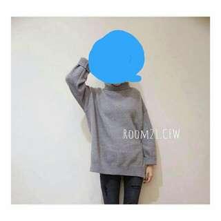 灰色款毛衣
