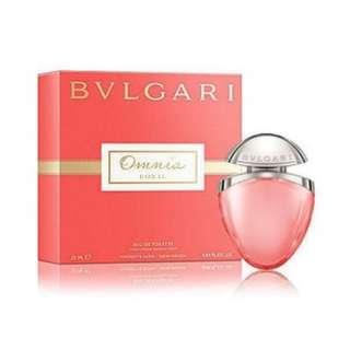 [限量] BVLGARI 寶格麗晶艷女性淡香水 25ml