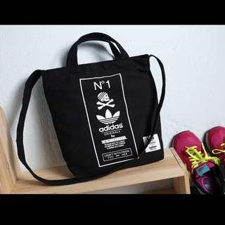 Adidas 三葉草 側背包 肩背包 手提包