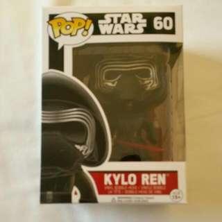 Price Reduced Star Wars Figurine