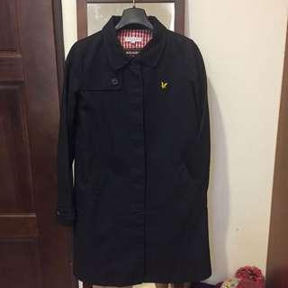 英國品牌[LYLE&SCOTT]中長款大衣