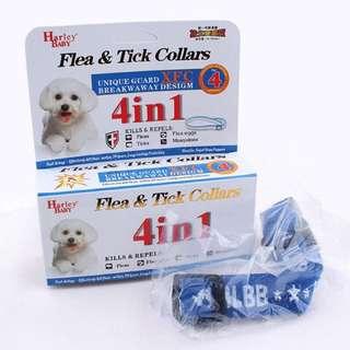 美國進口寵物防蚤項圈~毛小孩 (大型狗、小型狗、貓用款)