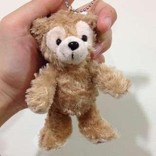 Disney Duffy 達菲熊娃娃吊飾