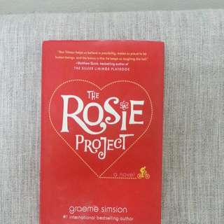 The Rosie Project-Graeme Simsion