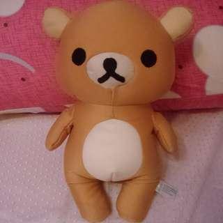 拉拉熊 空氣顆粒 娃娃