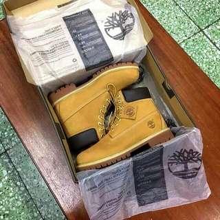 Timberland黃靴正品美國代購