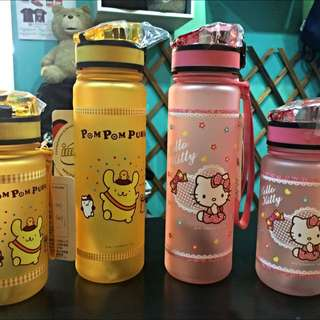 怡寶水瓶 kitty/布丁狗