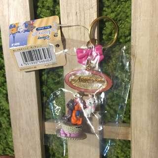 日本帶回 瑪莉貓 鑰匙圈