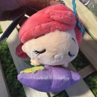 日本迪士尼商店 愛麗兒 小美人魚 吊飾
