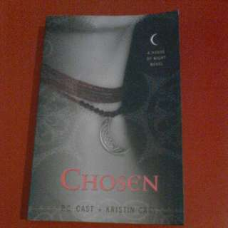 Chosen (A House Of Night Novel) By P. C. Cast And Kristin Cast