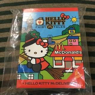 Hello Kitty 麥當勞 童話派對