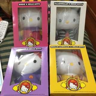 麥當勞 Hello Kitty