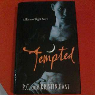 Tempted (A House Of Night Novel) By P. C. Cast And Kristin Cast