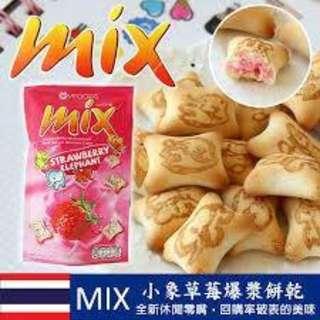 泰國-餅乾