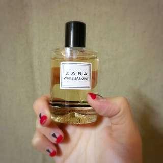 Zara 白茉莉香水 50ml 已有買家保留待匯款