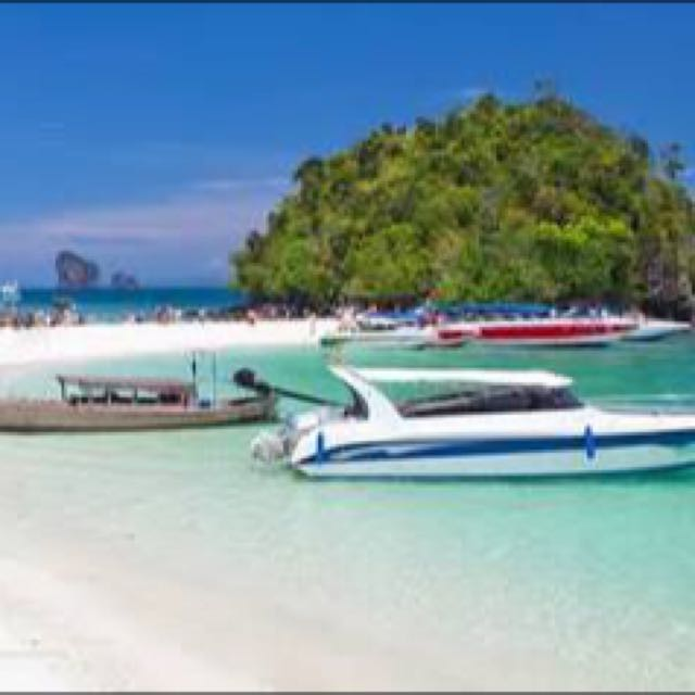 3D2N Krabi Thailand Trip For 2