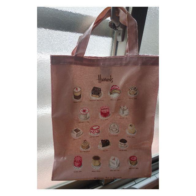 甜點般雀躍👑出門掃貨小幫手之粉紅購物袋