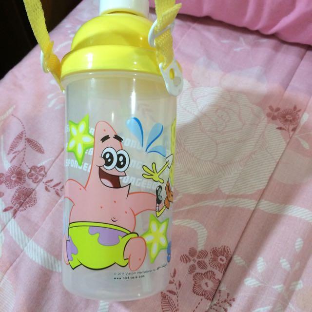 海綿寶寶水壺