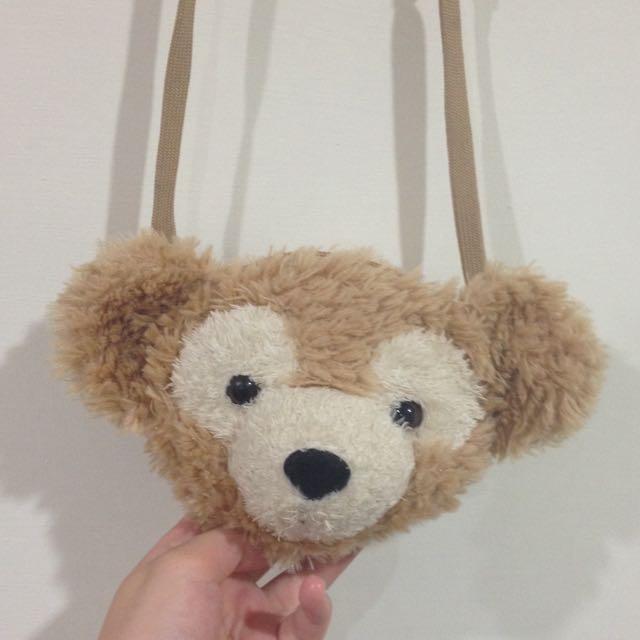Disney Duffy 達菲熊零錢包(二手)
