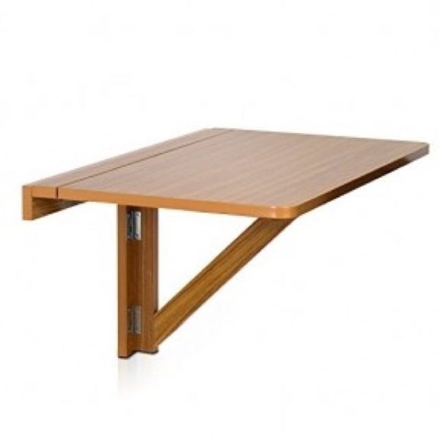 Ikea Norbo Wall Mounted Drop Leaf Table Furniture On