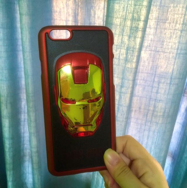 iPhone 6 Iron Man Case