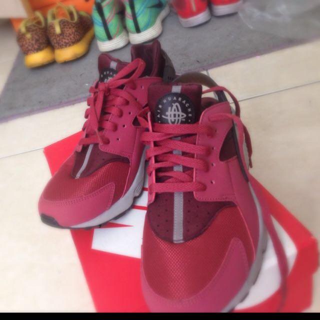 Nike紅武士 鞋 US9 全新
