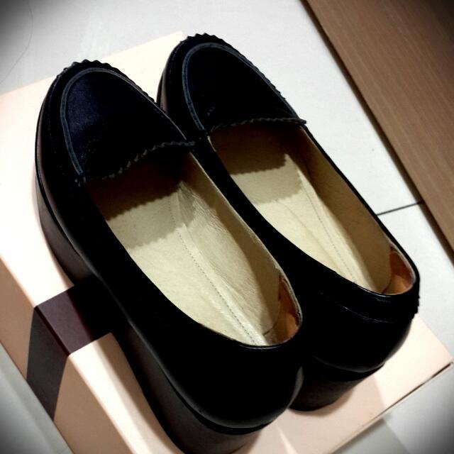 PAZZO 厚底鞋