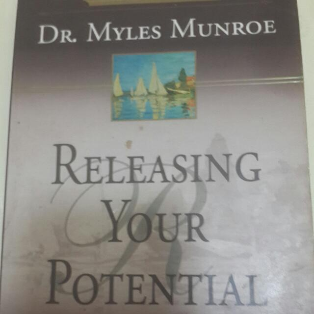 Releasing Your Potential - Miles Monroe
