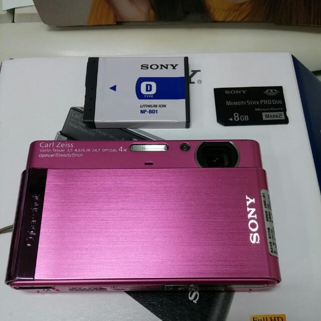 SONY T90數位相機