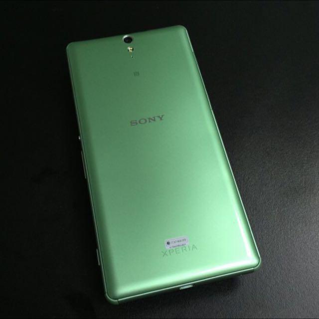 Sony Xperia C5 Ultra 台灣大哥大保固 珊瑚綠