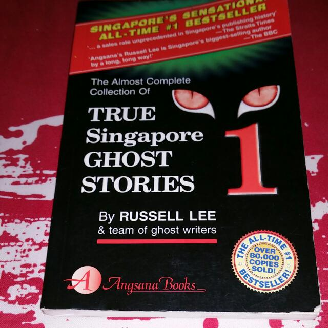 True Singapore Ghost Stories Part 1