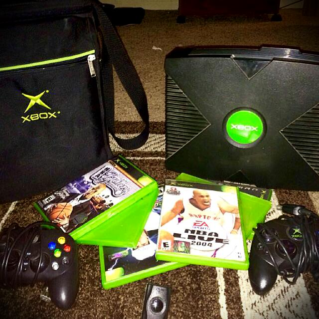 XBOX, Controllers, Games, & More