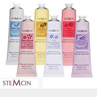 【STEMCIN】植萃護手霜加倍滋潤 75 ml