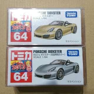 Tomica Porsche 保時捷 No.64 初回