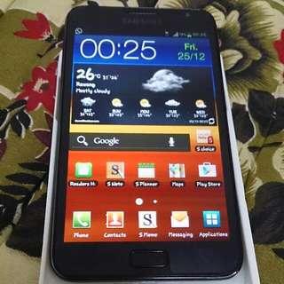 Original Samsung Galaxy Note (SME)